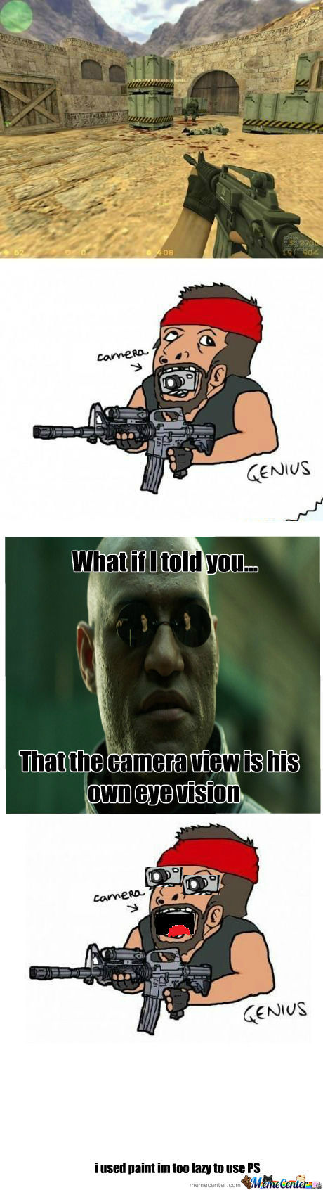 [RMX] [RMX] First Person Shooter Genious