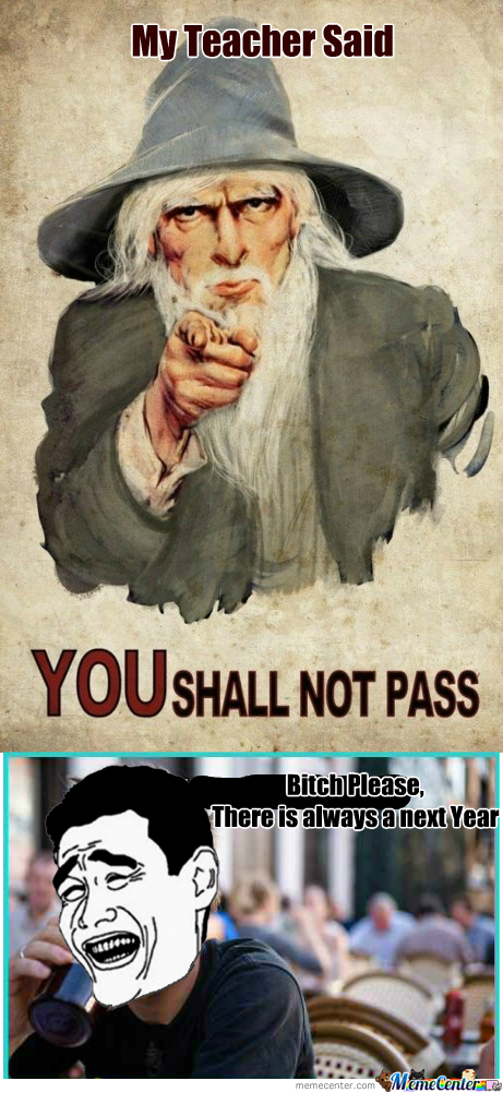[RMX] [RMX] Gandalf Told You...