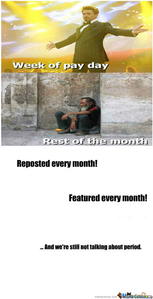 [RMX] [RMX] Happens Every Month