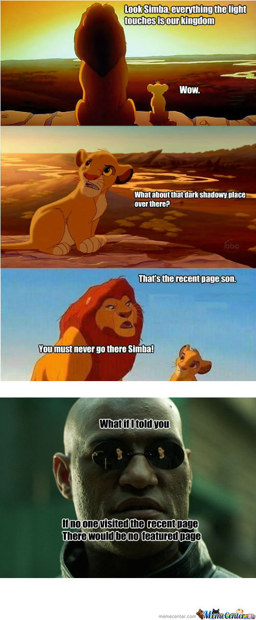 [RMX] [RMX] He Was Right!!!! Oh Mufasa Why!