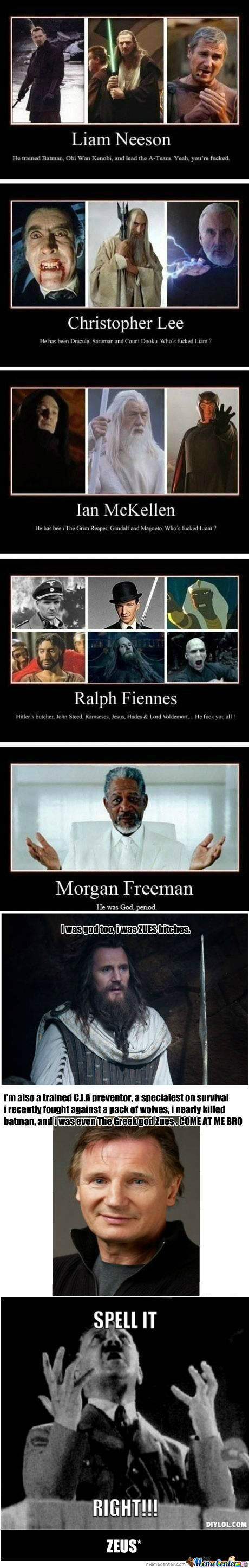 [RMX] [RMX] Morgan Freeman