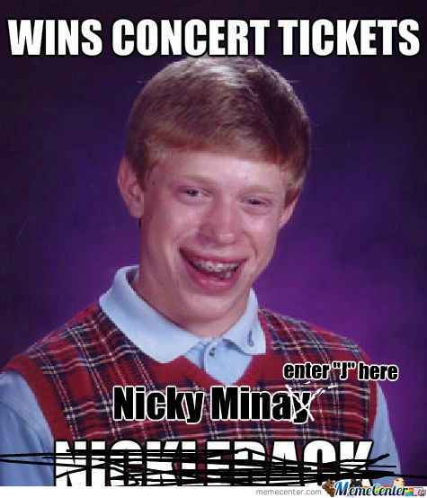 [RMX] [RMX] Nickleback Tix...no!