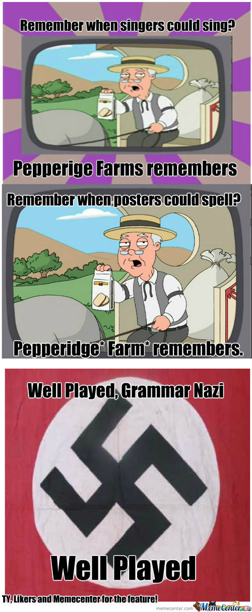 [RMX] [RMX] Pepperidge Farms Remembers