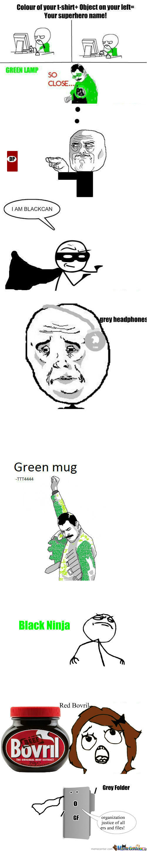 [RMX] [RMX] [RMX] [Continue To Green Lamp -->] Im Green Mug :d Your Turn :)