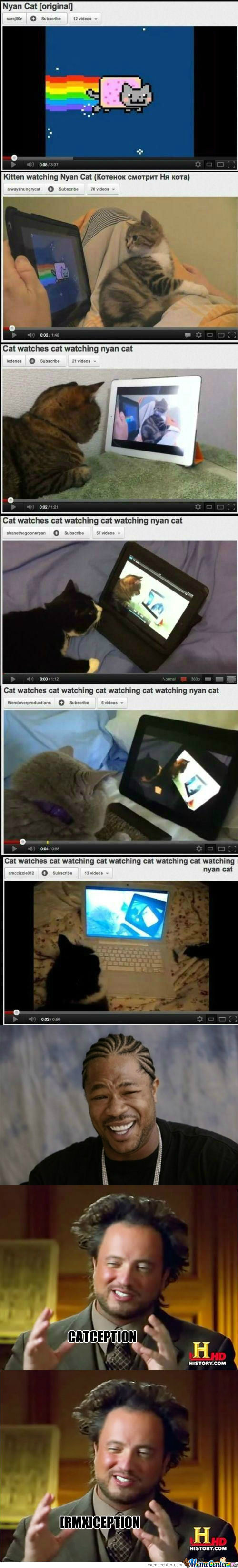 [RMX] [RMX] [RMX] Inception? Catception