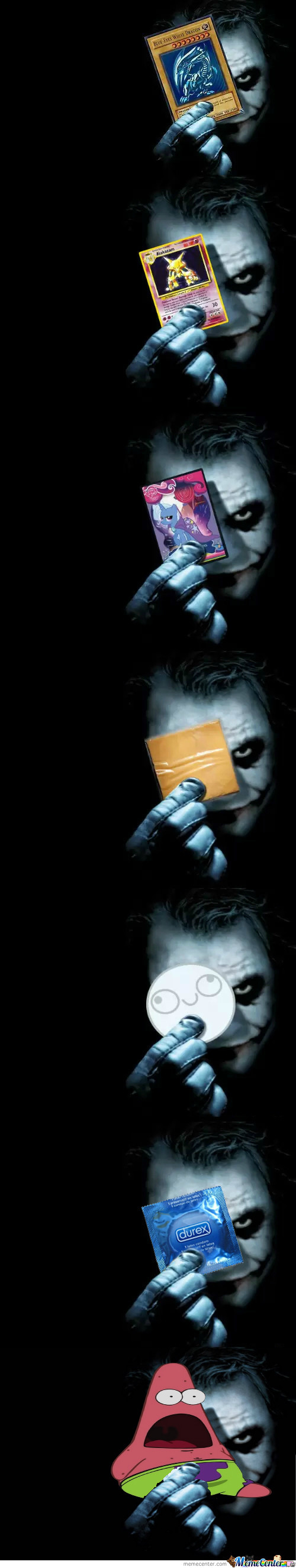 [RMX] [RMX] [RMX] The Joker's Trump Card