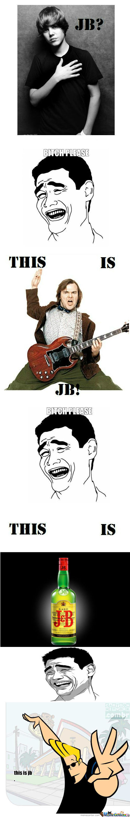 [RMX] [RMX] [RMX] To Me, Jb Still Means...