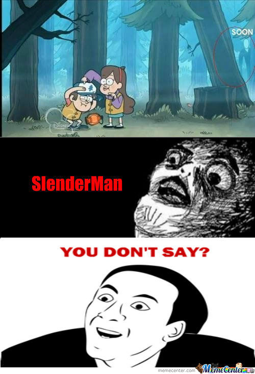 [RMX] [RMX] Slender...in...disney Channel...wtf!?!?!?