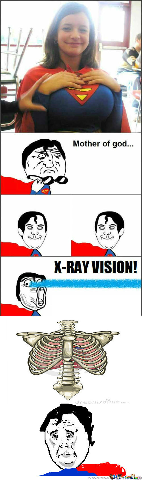 [RMX] [RMX] Super Loves His X-Ray Vision