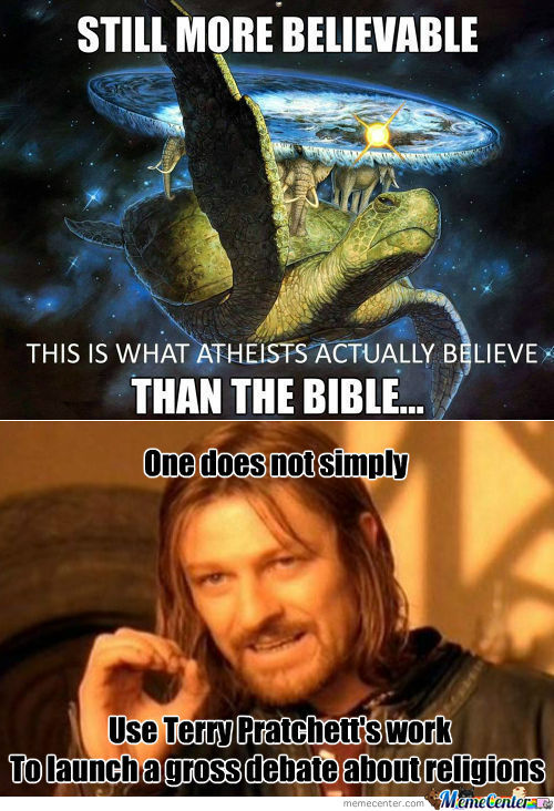 [RMX] [rmx]this is what atheists actually believe