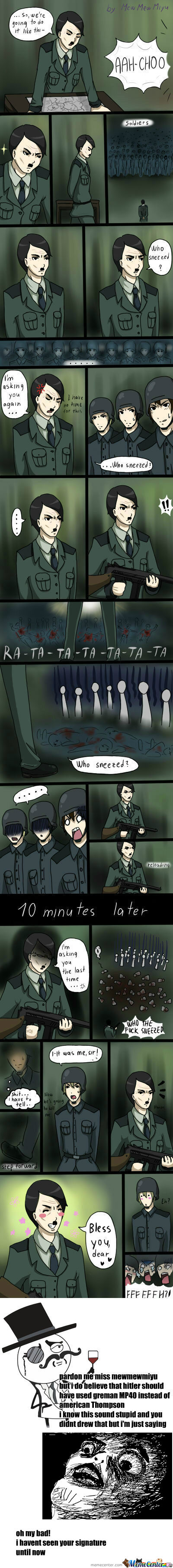 [RMX] [RMX] What Happens When Even Your Soldiers Are Afraid Of You.