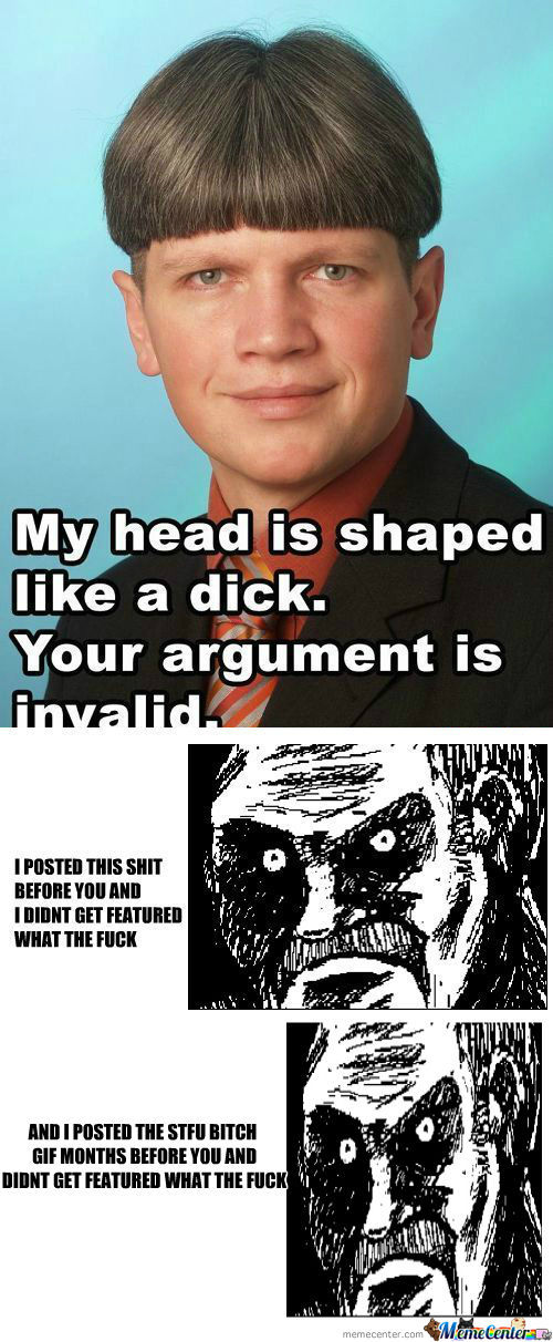 [RMX] [RMX] Your Argument Is Invalid