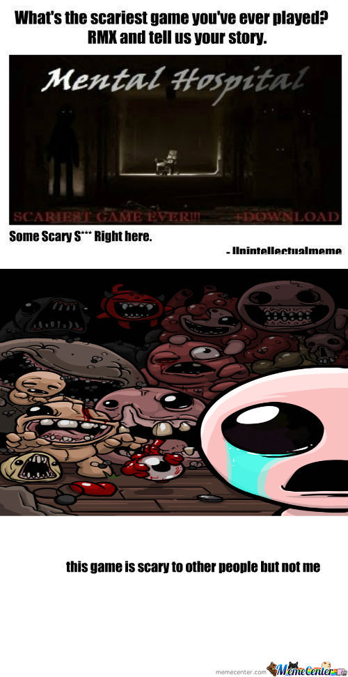 [RMX] Scariest Game Ever?