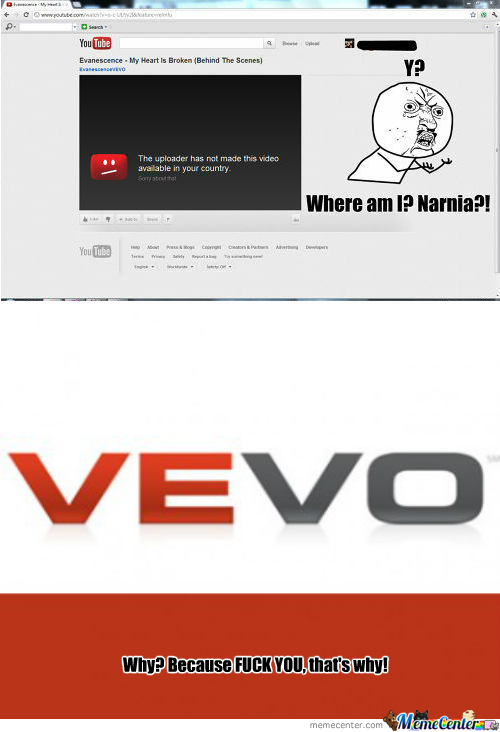 [RMX] Screw You Vevo
