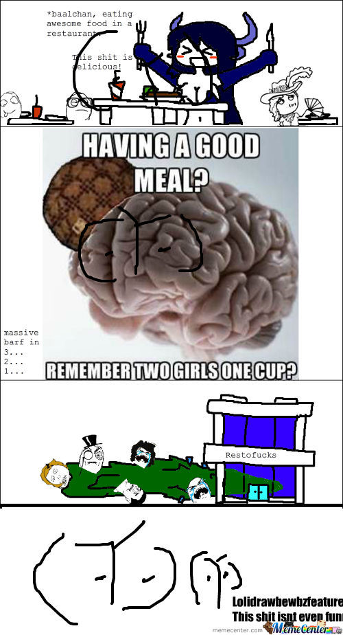 [RMX] Scumbag Brain Strikes