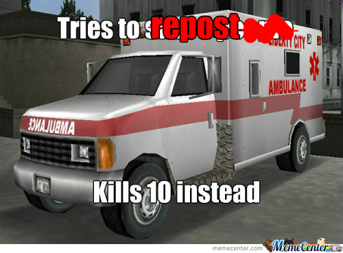 [RMX] Scumbag Gta Ambulance