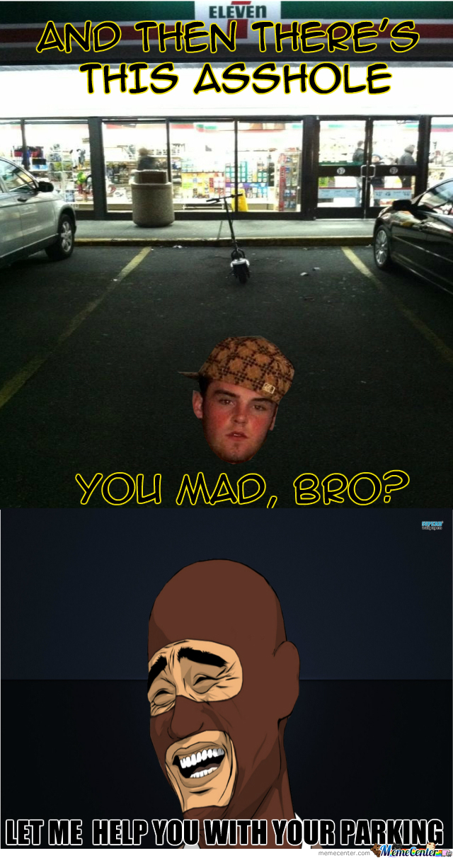 [RMX] Scumbag Steve Strikes Again