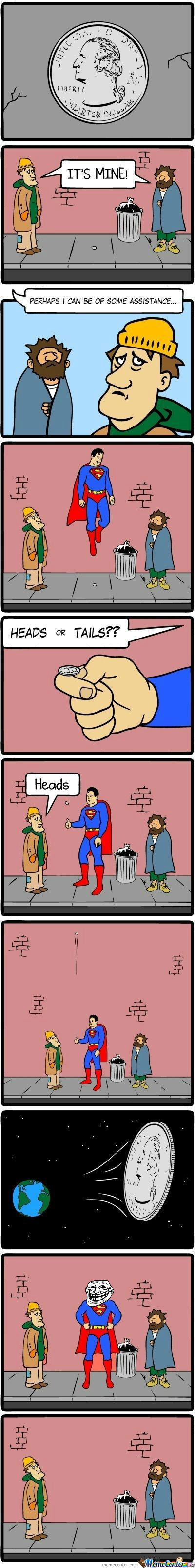 [RMX] Scumbag Superman