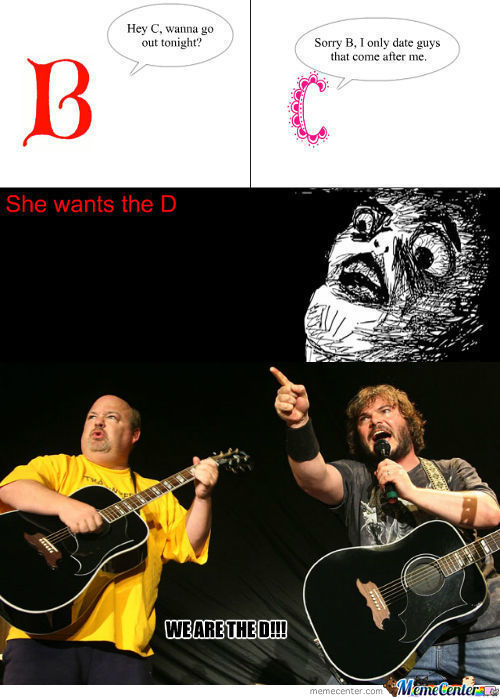 [RMX] She Wants The D
