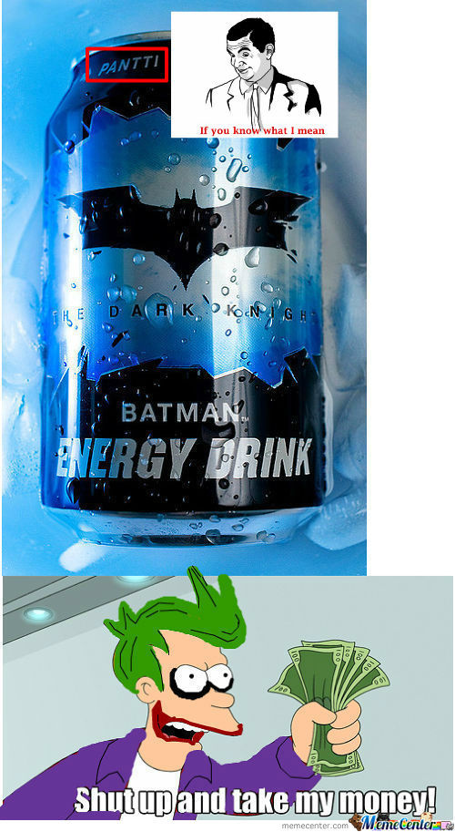 [RMX] Shut Up And Take My Money! Batman