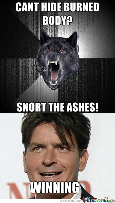 [RMX] Snort The Ashes!