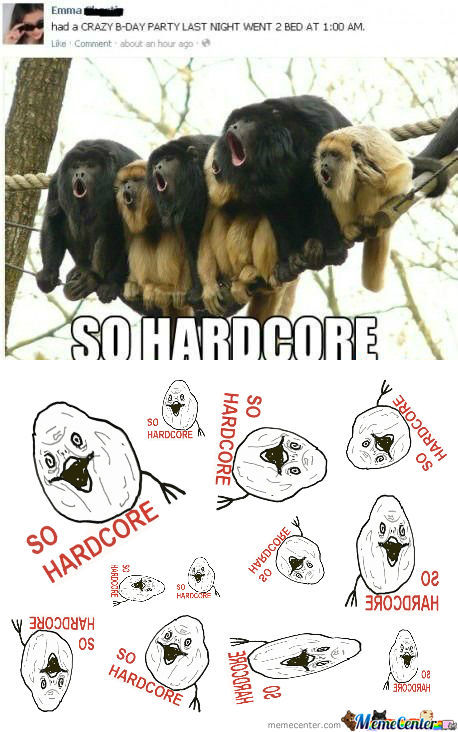 [RMX] So Hardcore!!!