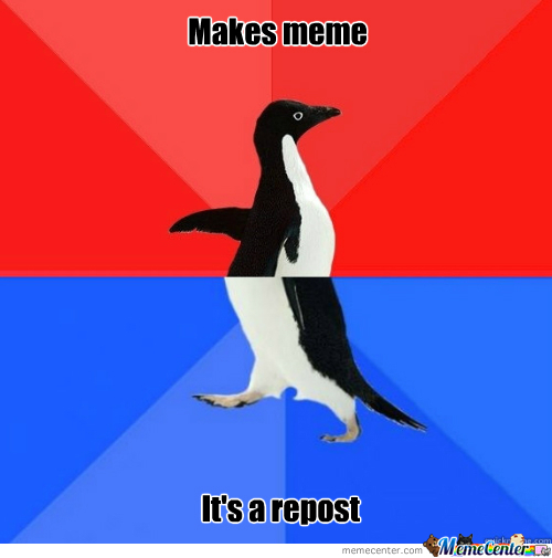 Socially awesome penguin - photo#16