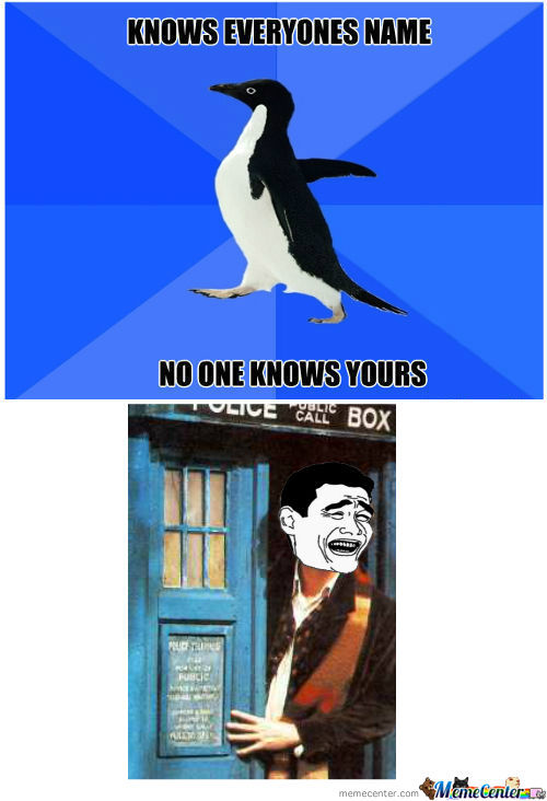 [RMX] Socially Awkward Penguin