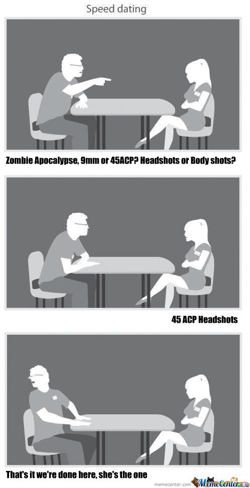 [RMX] Speed Dating