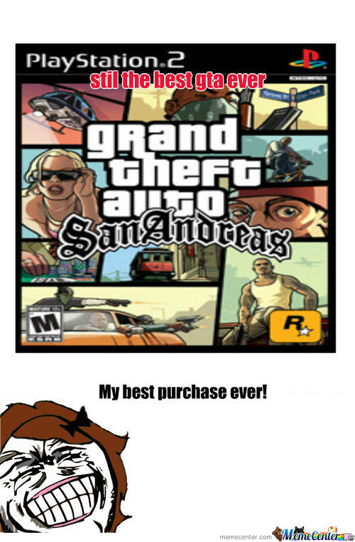 [RMX] Stil The Best Gta Ever Made
