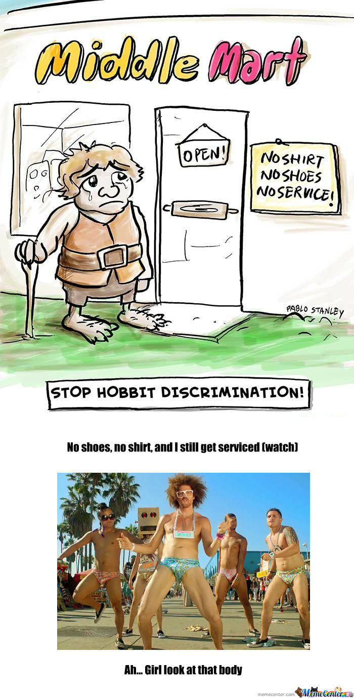 [RMX] Stop Hobbit Discrimination!
