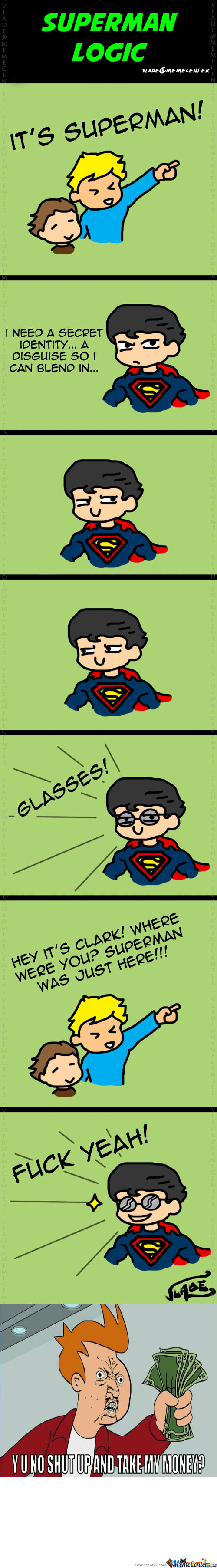[RMX] Superman Logic
