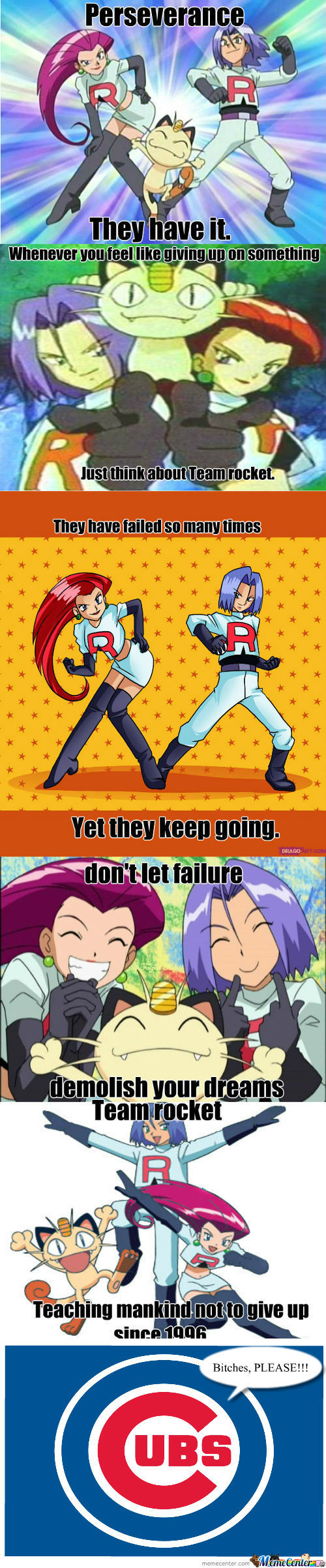 [RMX] Team Rocket, My Heroes