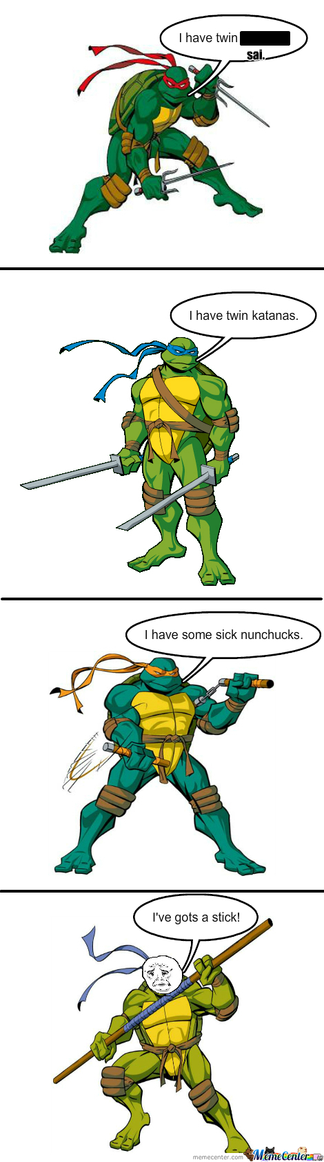 [RMX] Teenage Mutant Ninja Turtles