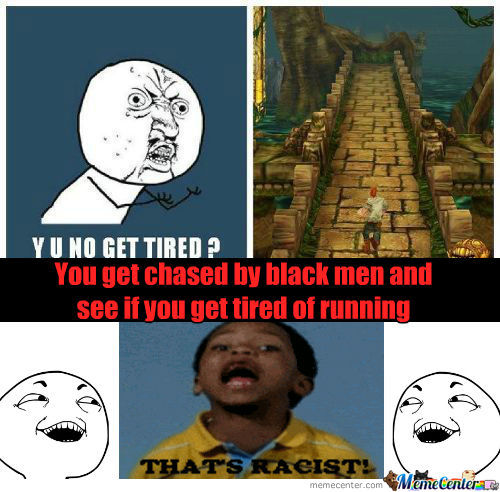 [RMX] Temple Run Logic