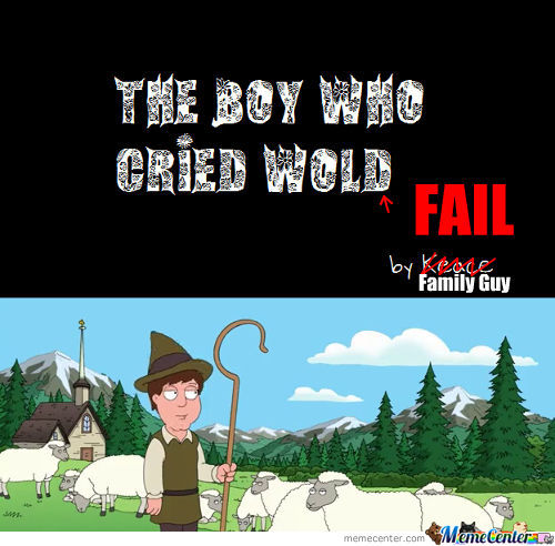 [RMX] The Boy Who Cried Wolf