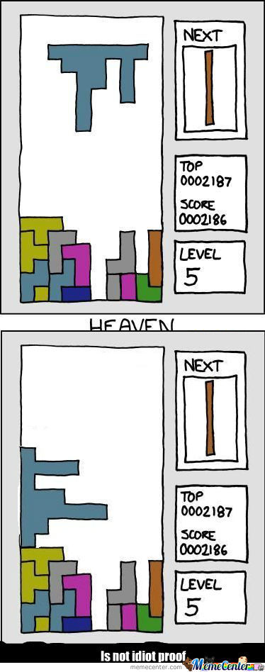 [RMX] The Heaven In Tetris