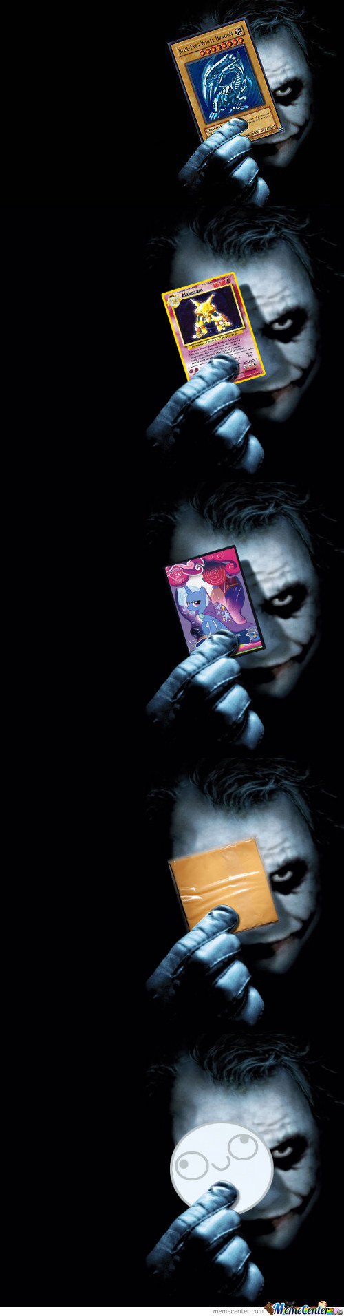 [RMX] The Joker's Trump Card