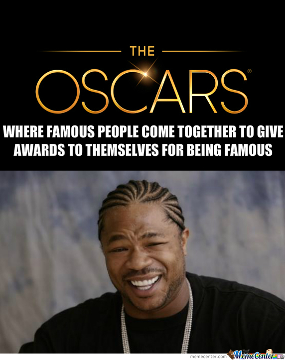[RMX] The Oscars