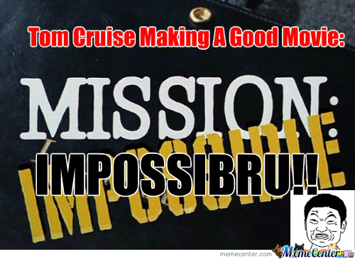 [RMX] The Real Mission Impossible: