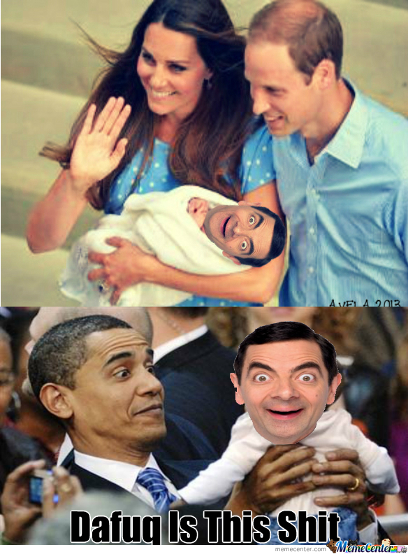 [RMX] The Royal Baby Has Arrived