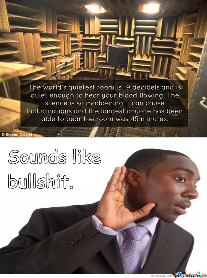 [RMX] The World's Quietest Room