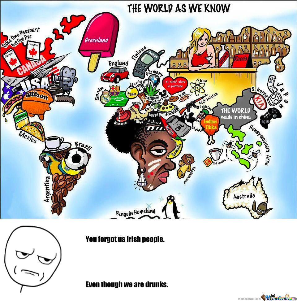 [RMX] The World As We Know