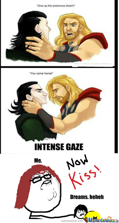 [RMX] Thor An Loki Gay Moment