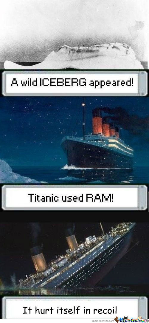 [RMX] Titanic's First And Last Battle