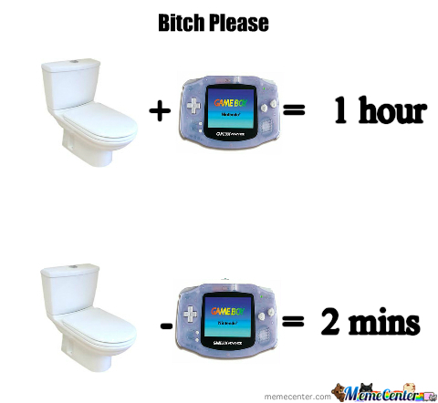 [RMX] Toilet + And - Iphone