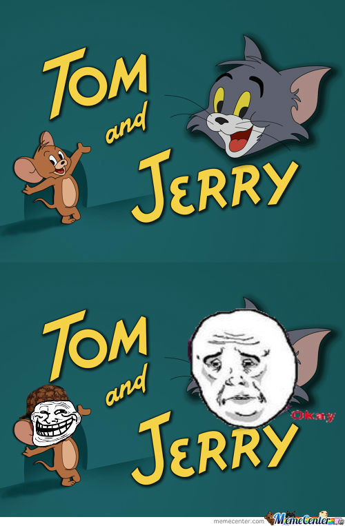 [RMX] Tom And Jerry's Reality