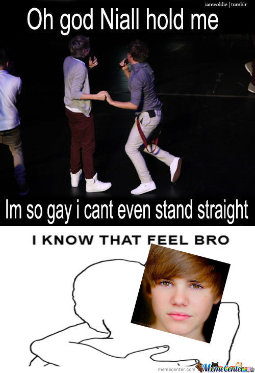 [RMX] Too Gay To Stand Straight...1D.