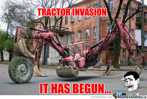 [RMX] Tractor Invaasion