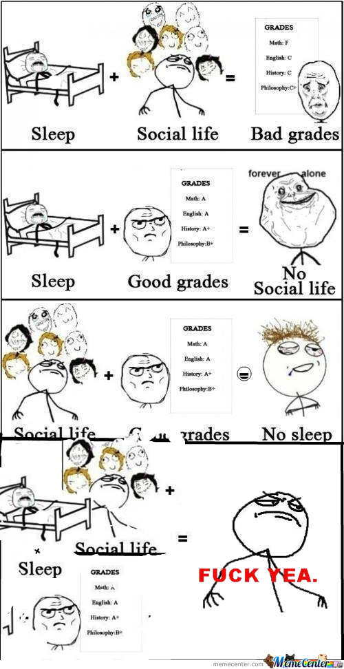 [RMX] True Story Of Student Life